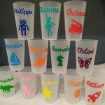 Gobelet plastique personnalisé : la sélection des meilleures offres du moment