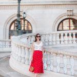 Jupe rouge pois blanc : la sélection des meilleures offres du moment